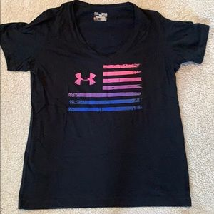 Under Armour - Fitted Heat Gear T-Shirt